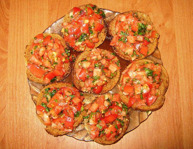 Бутерброды с мясом на праздничный стол рецепты простые